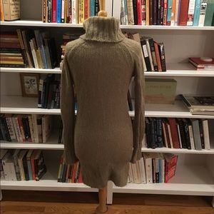 Zara Sweaters - ZARA soft mohair bodycon turtleneck dress or tunic